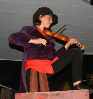 fiddler sophia